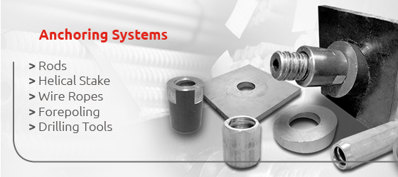 Incotep – Anchoring Systems